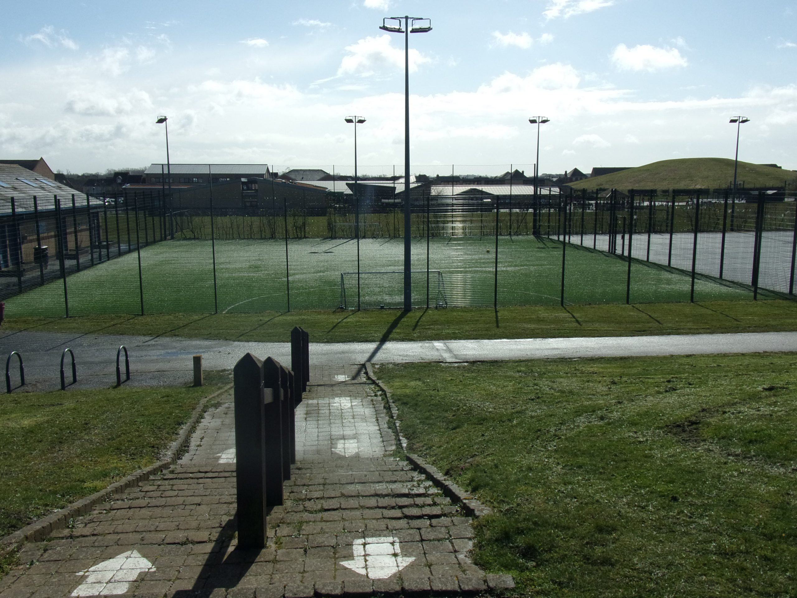 New 3G Fence Complete!